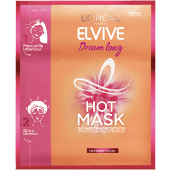 Hair Treatment Steam Mask Elseve Dream Length Packshot