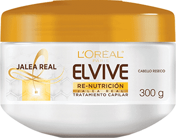 Caring Mask 300ml Re Nutricion Crema De Tratamiento Elvive Re Nutricion Packshot