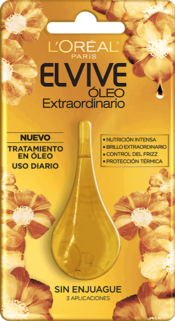 Extraordinary Oil Drop 45ml Oleo Extraordinario Gota 4 5ml Elvive Oleo Extraordinario Packshot