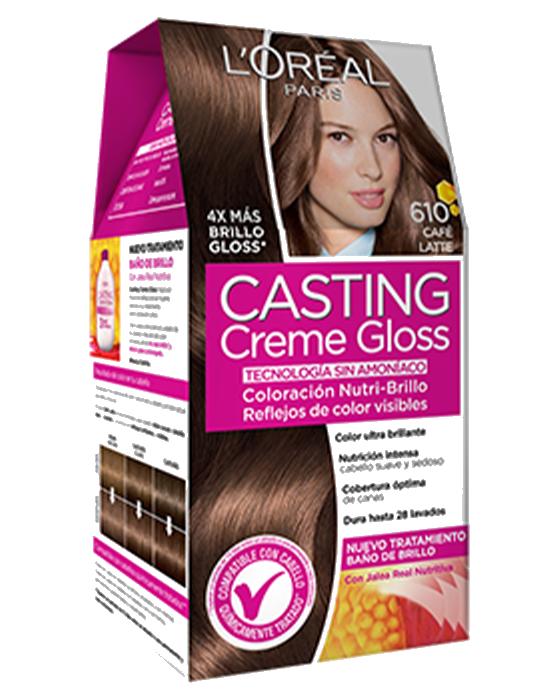 Casting Creme Gloss Tinturas Y Coloración Conocé 20 Tonos Diferentes L Oréal Paris Argentina