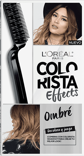 Permanent Hair Color Colorista Effects Ombre Colorista Packshot