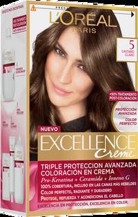 Permanent Hair Color Castano Claro Excellence Packshot e6e9749315f6
