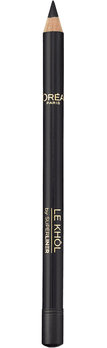Eyeliner Midnight Black 101 Le Khol Superliner Packshot