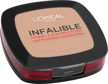 Polvo Compacto Polvo Compacto Sun Beige Infallible Polvo Packshot