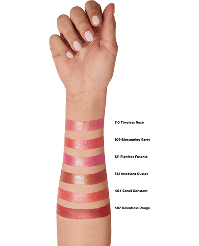 Lipstick 121 Pink Ec1 Infaillible 24h Arm Swatch